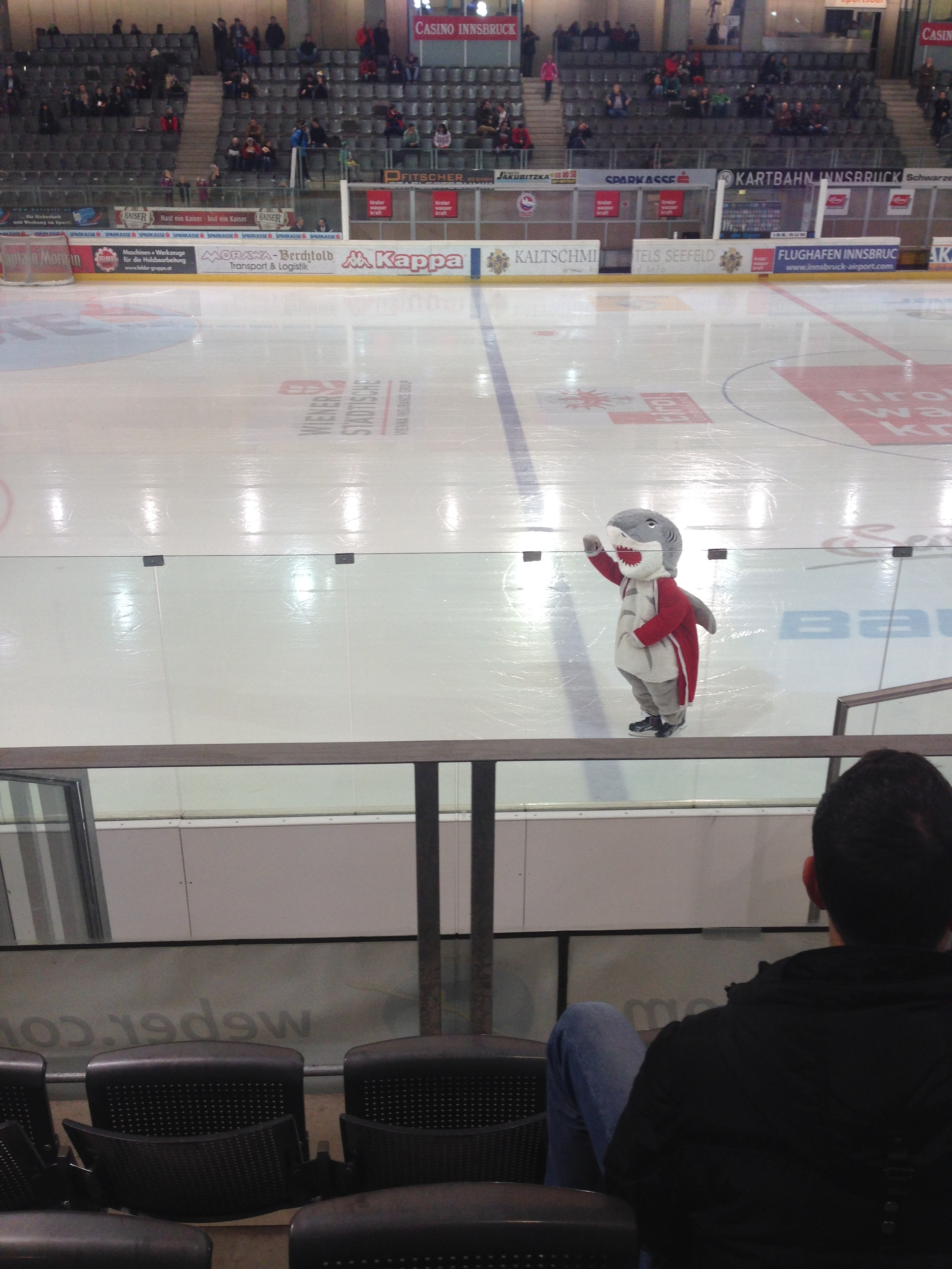 The lead up to Christmas in Austria Part 2 – Innsbruck – A Step Outside